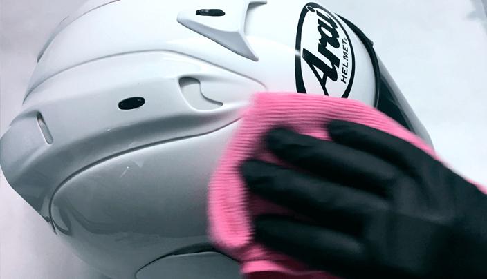 Recomendaciones para cuidar tu casco