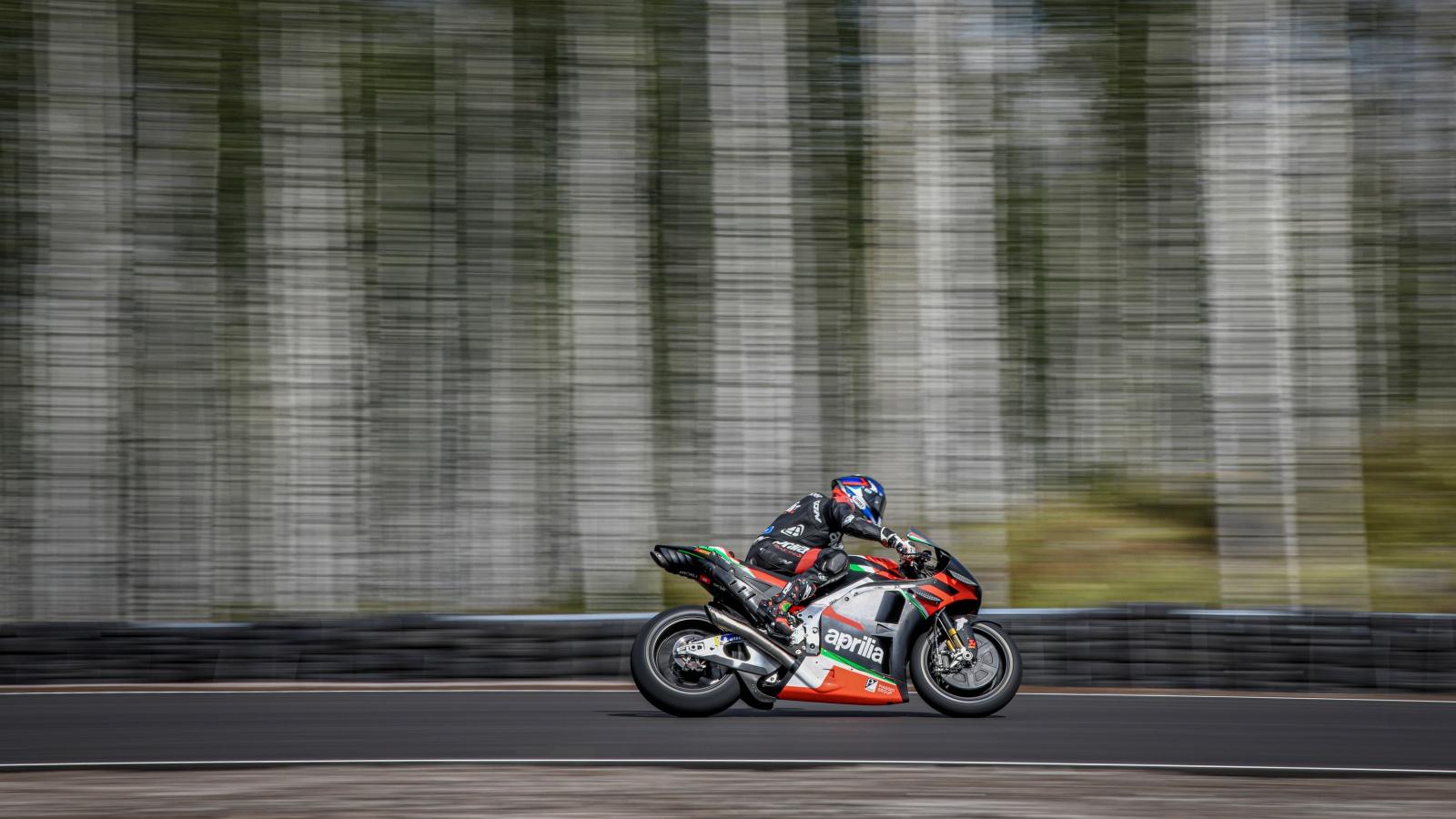 Seis pilotos líderes prueban nuevo circuito para el MotoGP Finlandia