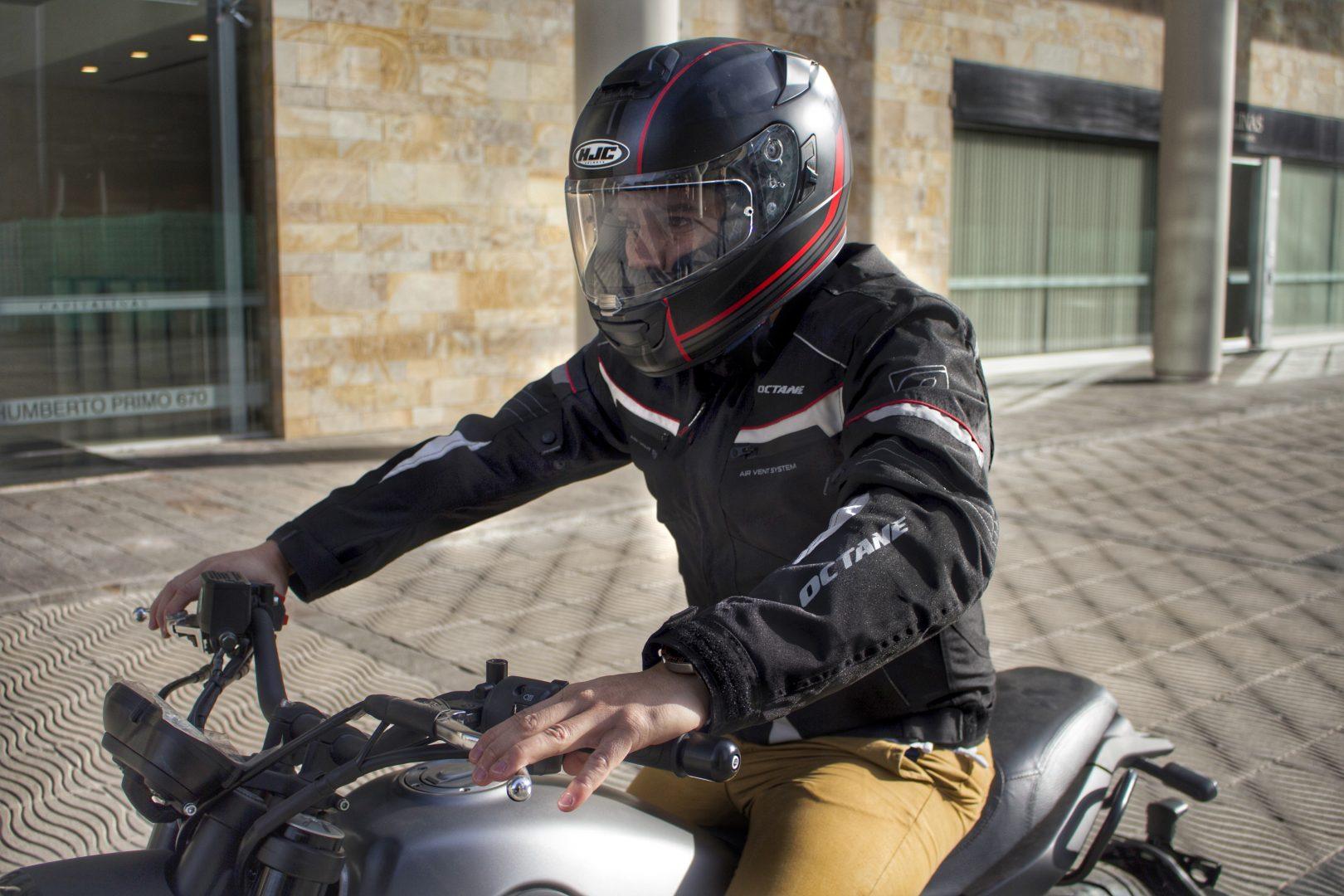 Octane Drive: una de las camperas más buscadas para andar en moto