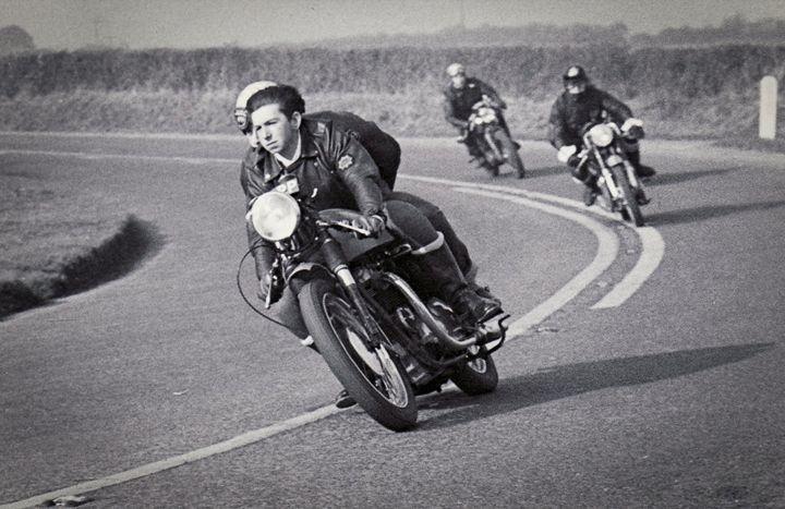 La historia de las motos Café Racer