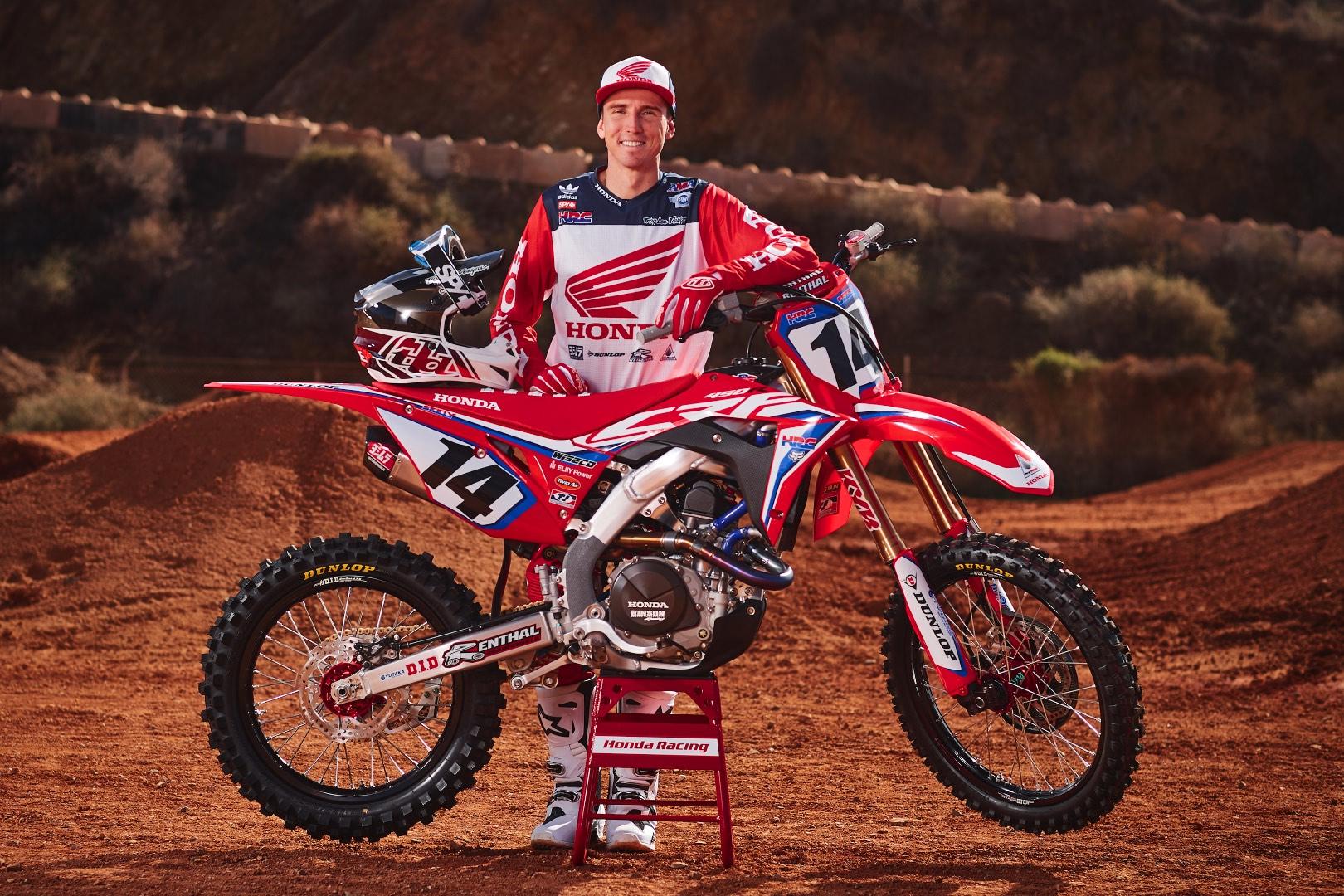 Cole Seely se retira del Motocross