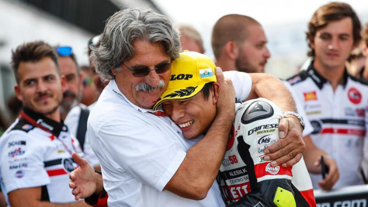 Sic58 gana el Moto3 y recordamos la emotiva historia de este equipo
