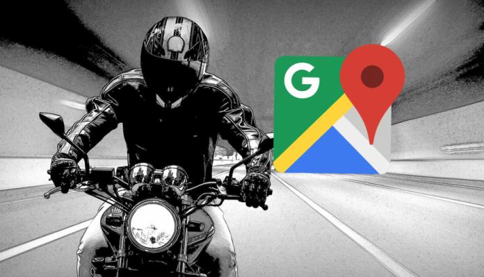 MODO MOTO: la nueva mejora de Google Maps ya está en Argentina