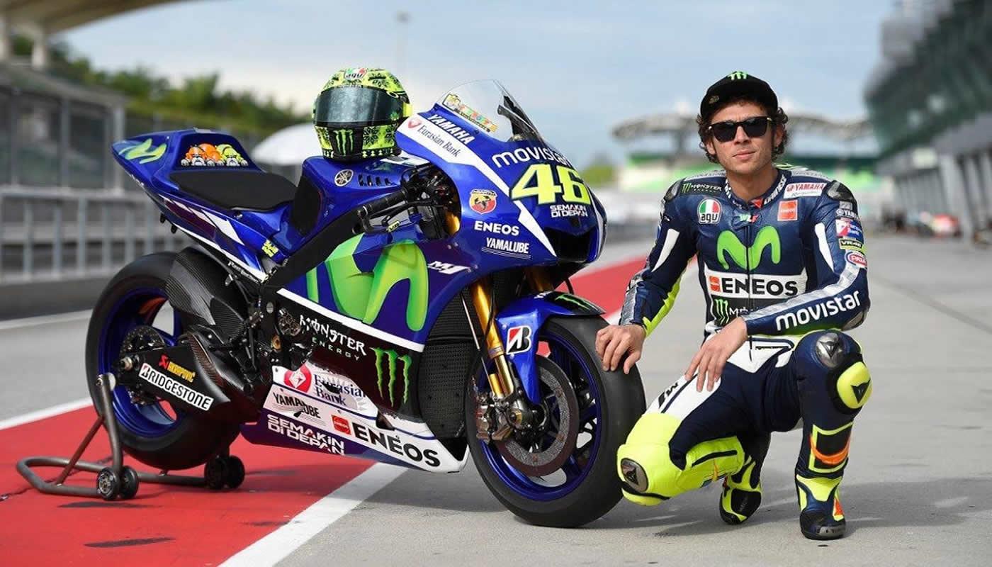 Valentino Rossi: hitos del ídolo del motociclismo